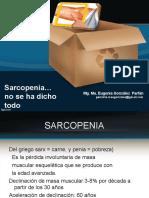 Síndrome Sarcopenia