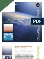 CloudSat CALIPSO Brochure