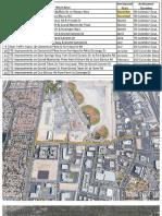LV Elecric Maps Ward 6 Traffic Signal Construction and Improvements Dec 2020