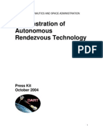 Demonstration of Autonomous Rendezvous Technology Press Kit Oct 2004