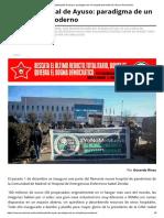 El (Post)Hospital de Ayuso_ Nueva Revolución
