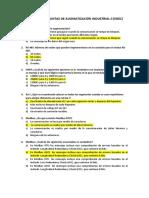 BANCO DE PREGUNTAS DE AUOMATIZACIÓN INDUSTRIAL II (ENEC)