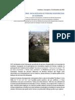 Inicio Búsquedas Acámbaro GTO Informe 08dic2020 Colectivos Plataforma