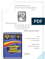 Miturile Unirii Basarabiei cu România