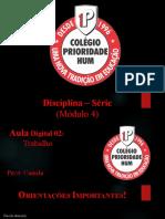 Aula Digital  02 - 2º Série - SOCIOLOGIA.pptx