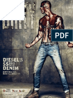 Diesel Denim SS 2011