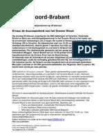 Persbericht D66 Verkiezingsbijeenkomst Groene Woud Op 20 Febr