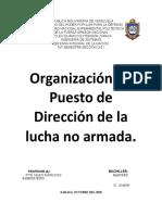 Organización de los puestos de dirección de los órganos de dirección.docx