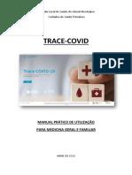 Trace-COVID - Manual de Apoio
