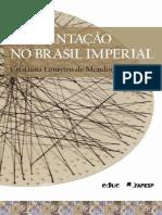 COUTO, Cristiana Loureiro de Mendonça - Alimentação no Brasil Imperial.pdf