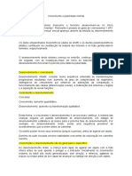 Fisiologia - Crescimento e Desenvolvimento  (1)