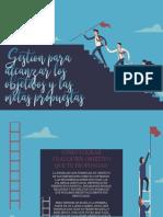 gestion para alcanzar los objetivos y las metas propuestas (1)