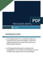 Psicologia Gestalt