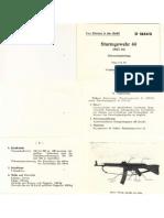 D 1854-3 Sturmgewehr 44 (StG 44) (Dez 1944)