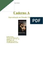 Filosofia Clínica - Caderno A