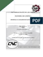 Practicas de CNC 3-4