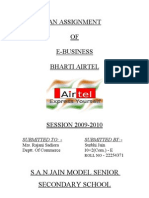 PROJECT OF AIRTEL - Copy