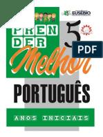 5º ANOS LP - APOSTILA APRENDENDO MELHOR (1)