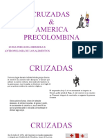 CRUZADAS & AMERICA PRECOLOMBINA