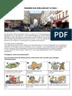 INAUGURATION DE LA PREMIÈRE RUE ZÉRO-DÉCHET À PARIS !