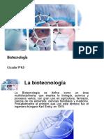presentaciones de biotecnologia