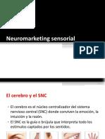 Neuromarketing - Resumen 6 - Sensorial vista