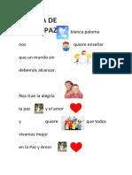 TIPEO DIA DE LA PAZ