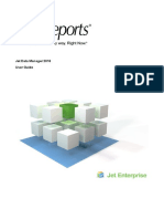 Jet Data Manager 2016 User Guide