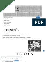 SIFILIS DIAPOSITIVAS