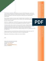 Carta Comercio Edificio Costaguta