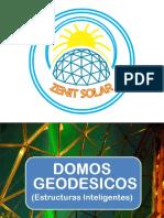 Presentacion Domos Geodesicos 2019