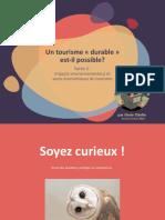 2- Impacts environnementaux et socio-économiques du tourisme.pptx