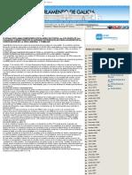 Parlamento de Galicia » Participación ciudadana » Páginas del grupo PP » Nuevas