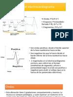 Componentes del electrocardiograma