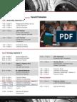 ds08 schedule