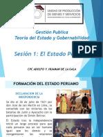 SESION 1 EL_ESTADO_PERUANO