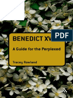 Benedict XVI_ A Guide for the Perplexed - Tracey Rowland