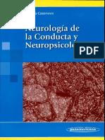 neurologia de la conducta y neuropsicologia