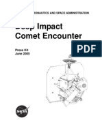 Deep Impact Comet Encounter Press Kit