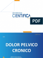 CLASE DOLOR PELVICO CRONICO