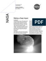 NASA Facts Making a Deep Impact July 2005