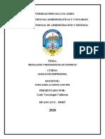 RESOLUCIÓN Y RESCINSIÓN DE UN CONTRATO (1)