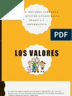 los valores.pptx