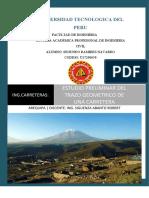 CARRETERA DE AREQUIPA-UTP