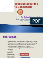 A Brief Discussion on the Vedas  the Upanishads (1).ppt