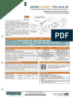 TDS-BR-Gavion-PoliMac-Caja-100-SP