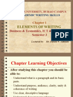Chapter 1_Elements of Writing.ppt