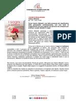 Comunicati Paoline - I SOGNI SI REALIZZANO ALBISETTI - Novita Libri Ottobre 2016