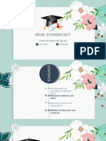 bachelor-hat-flowers-powerpoint-templates