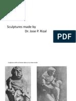 Artworks of Dr. Jose Rizal